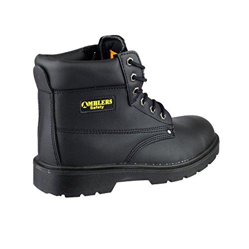 FS159 Safety Boot Amblers SRC Ladies S3 Black Sdqq8Zw