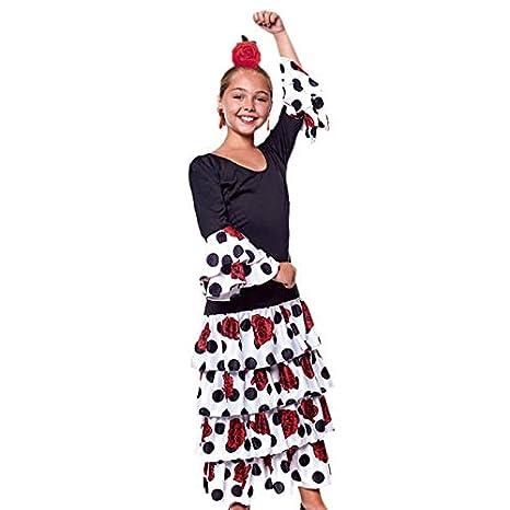 Disfraz Flamenca Rosana Niña (10-12 años) (+ Tallas ...