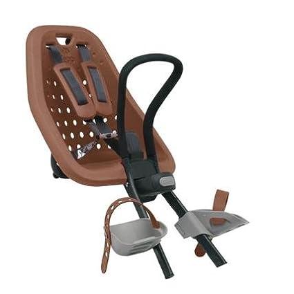 Yepp Mini Front Baby Seat (Brown)