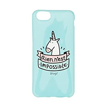 4765ddd57b3 Mr Wonderful MRCAR047 - Carcasa funda para Apple iPhone 6/6S, color azul:  Amazon.es: Electrónica