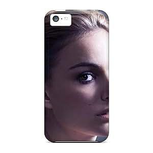 Defender Case For Iphone 5c, Natalie Portman 2012 Pattern