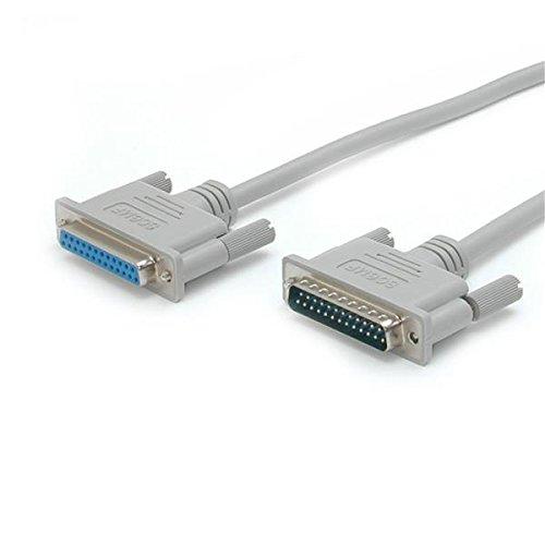 StarTech.com 10 Ft Serial Cable(Db25m/F) SC10MF Accessoires PC