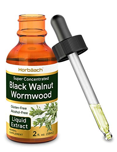 Wormwood Extract Tincture Vegetarian Horbaach product image