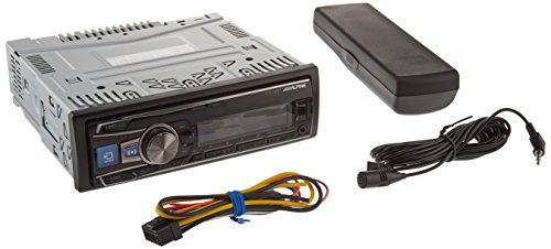 UTE-62BT – Alpine In-Dash Single DIN Digital Media Receiver (does not play discs)