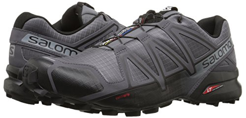 Salomon Men's Speedcross 4 Trail Runner, Dark Cloud, 7.5 M US by Salomon (Image #6)