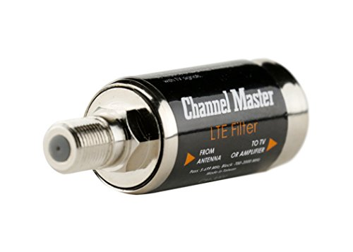 - Channel Master LTE Filter Improves TV Antenna Signals
