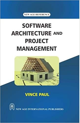 Software Architecture and Project Management: Amazon in: Vince Paul