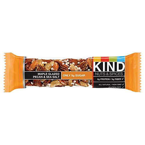 Kind Nuts & Spice Bar, 1.4oz, 12 Count
