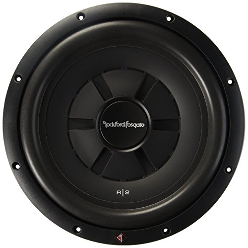 Subwoofer Pioneer 12 Shallow - Rockford Fosgate R2 Ultra Shallow 12-Inch 4 Ohm DVC Subwoofer