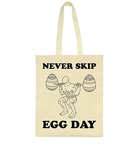 Day Easter Skip Egg Lifting Eggs Man Never Bag Tote qaE67n