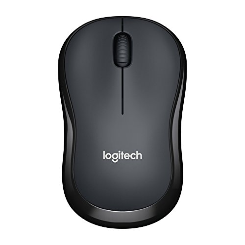 Logitech M220 Silent Wireless Mobile Mouse - Microsoft Wireless Mouse Receiver