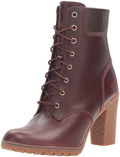 Timberland Glancy_glancy_glancy 6in, Zapatillas de Estar por Casa para Mujer Rootbeer Bayou