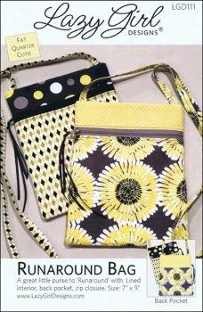 Lazy Girl Designs Runaround Bag Pattern