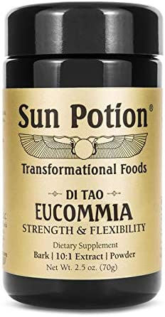 Sun Potion Eucommia - Strengths Flexibility 70g