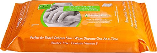 Nice N Clean Scented Wipes 6 6X7 9 SCENTED