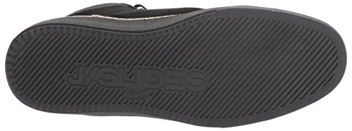 J Slides Jslides Mens Wade Fashion Sneaker Zwart