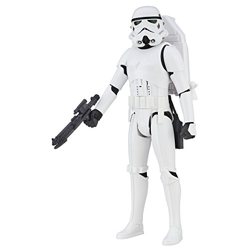 Hasbro Star Wars Interactech Imperial Stormtrooper Figure