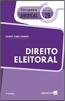Sinopses jurídicas: Direito eleitoral - 8ª edição de 2019: 29