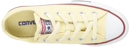 Converse Chuck Taylor All Star Season Ox, Zapatillas Unisex adulto Beige (White/Cream)