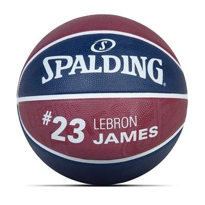 f41821e5b4aa3 Spalding NBA Cleveland Cavaliers Team Basketball - Size 7 - Lebron Jam   Amazon.co.uk  Kitchen   Home