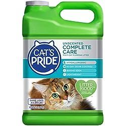 Cat's Pride Unscented Complete Care Hypoallergenic Multi-Cat Litter
