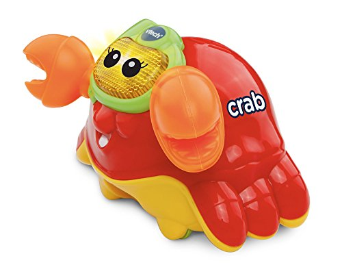 VTech Baby Toot-Toot Splash Crab Toy (Dispatched From UK) -  187503