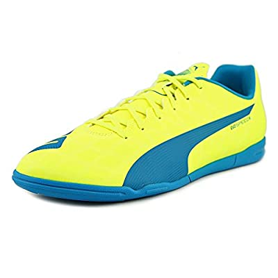Puma Men's evoSPEED 5.4 IT Indoor Soccer Shoe