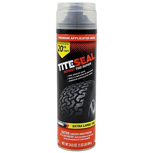 Tite Seal M1128/6 Instant Tire Repair for Extra Large Tire - 24.5 oz. by Gunk