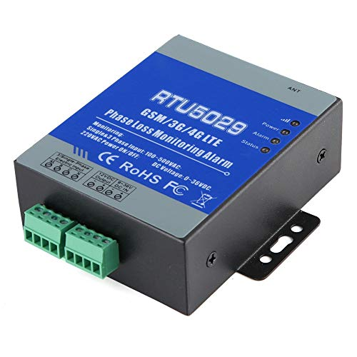 Power Failure Alarm, RTU5029 3-phase GSM Wireless Circuit Fault Short-circuit Status Monitoring Alarm(US)