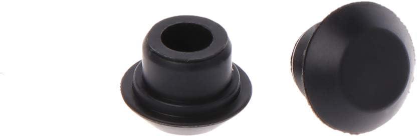 bluederst 50 Piece Bulk Technic Part Hole Plugs Rubber Stopper Plugs Plug Chain Link Grip Caterpillar Track Attachmen Brick Toy