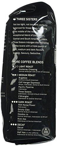 Kicking Horse Coffee, Whole Bean, Three Sisters, 10 Ounce