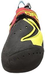 Scarpa Drago Climbing Shoe, Yellow, 43.5 EU/10 1/3 D US
