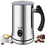 Best milk frother and warmer - Milk Frother, Electric Milk Steamer with Hot or Review