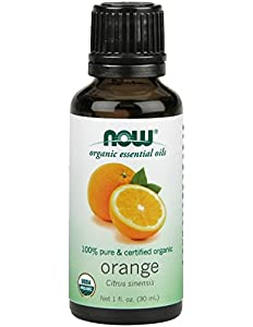 Orange Essential Oil Certified Organic 1 Ounces!