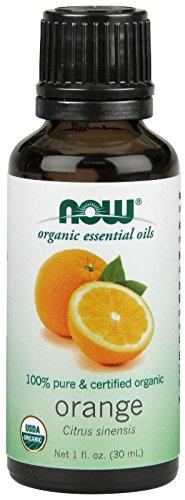 Orange Essential Certified Organic Ounces