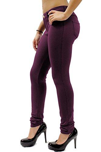 Vanilla Jeans ink ink Violet Femme Vanilla OqO4nxRv