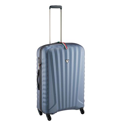 ロンカートウノ ジッパーキャリー UNO ZIP ZSL スーツケース 【67cm】 5082 B01AAGL5MKライトブルー