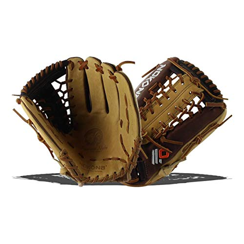 Nokona Alpha Select 12 inch SV17 Baseball Glove Softball Glove Right Hand Throw