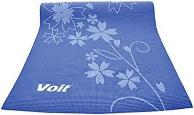 Voit Yoga 1VTAKEM113 - Patrón para Yoga, Color Azul Mate ...