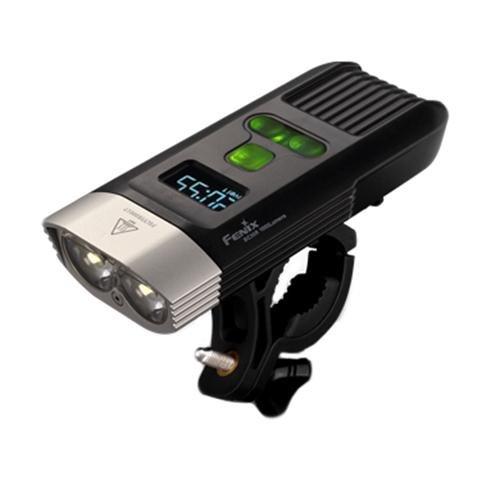 Price comparison product image Fenix BC30R Rechargeable Bike Light, 1600 Lumens, Black BC30RL2BK