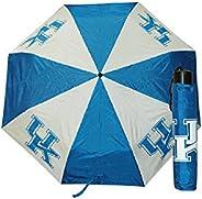 NCAA Kentucky Wildcats Umbrella Folding Wrap, One Size, Multicolor