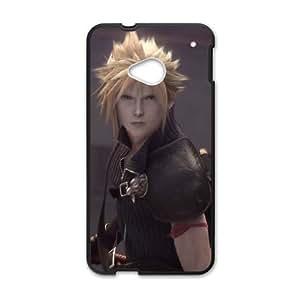 HTC One M7 Black phone case Claud Strife Final Fantasy GHJ2049532