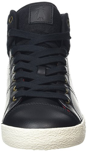 FLY London Balk837fly, Zapatillas Altas para Hombre Negro (Black)