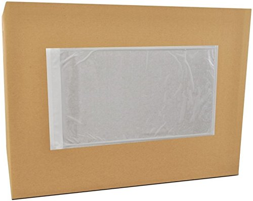 ng List Envelopes 9.5 x 12 Adhesive Shipping Label Pouches 9 1/2 x 12. Shipping document envelopes. 2 mil. Packing slip holder. Adhesive Envelope Sleeve. Back side loading. (Adhesive Label Holders)