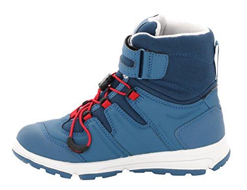 Vaude VaudeKids Rascal Cpx Ii - Zapatillas de running para chico Azul (Washed Blue)