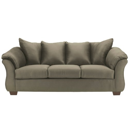 Dora Sofa in Sage Fabric