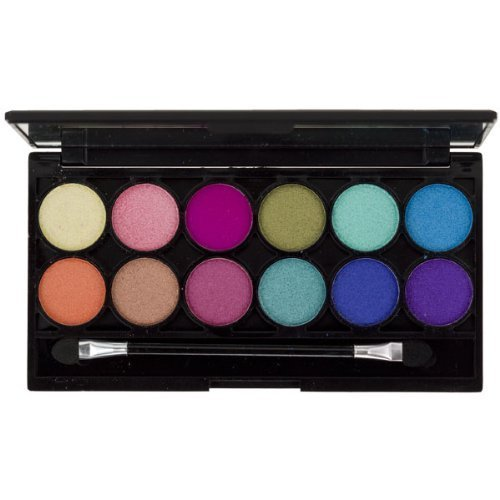 Price comparison product image Technic Electric 12 Colour Eyeshadow Palette by Technic
