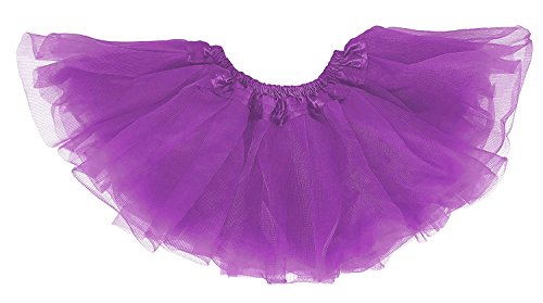 Dancina Baby Unicorn Halloween Costume 0-5 Months Deep Purple -