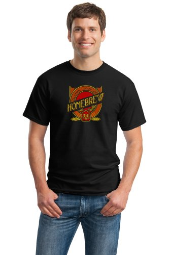 LIVE, LOVE, HOMEBREW Unisex T-shirt / Funny Craft, Home Brew Beer Lover Tee