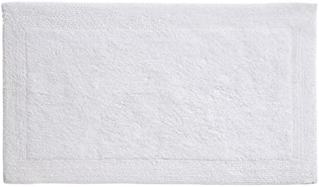 "Grund Puro Series 100/% Organic Cotton Reversible Bath Rug 21/"" X 34/"" New Qty 2"